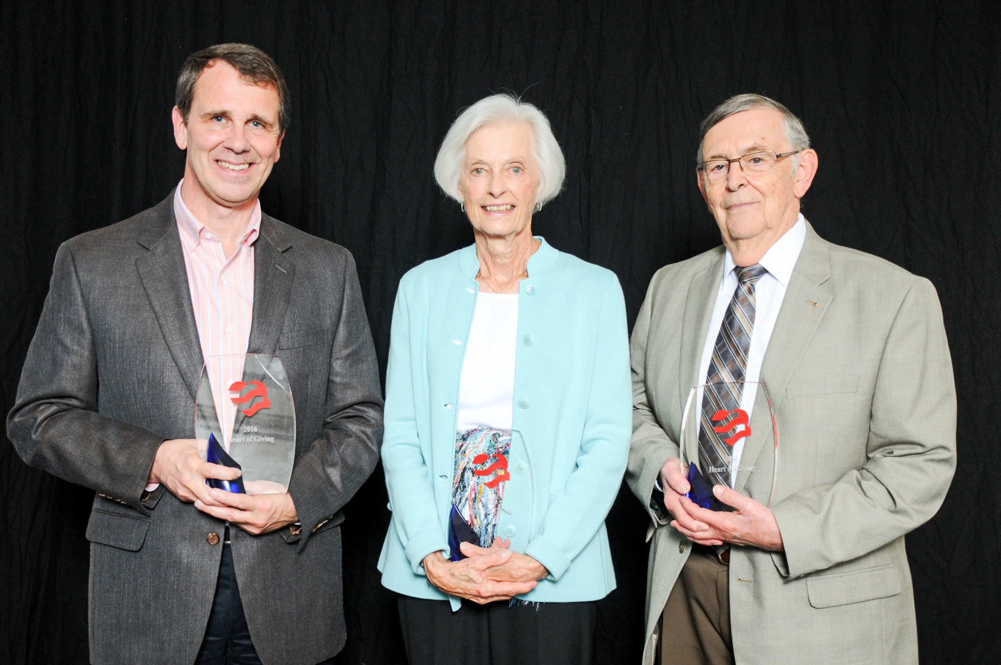 2016 Heart of Giving Awards