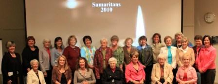 Samaritans Annual Giving Club Meeting