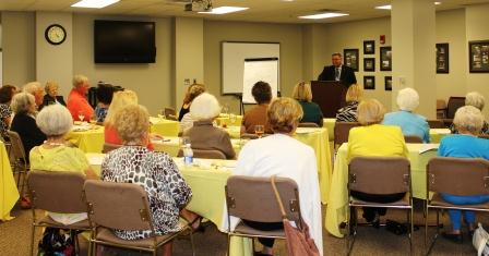 The Samaritan Hospital Foundation's Annual Giving Club Meeting