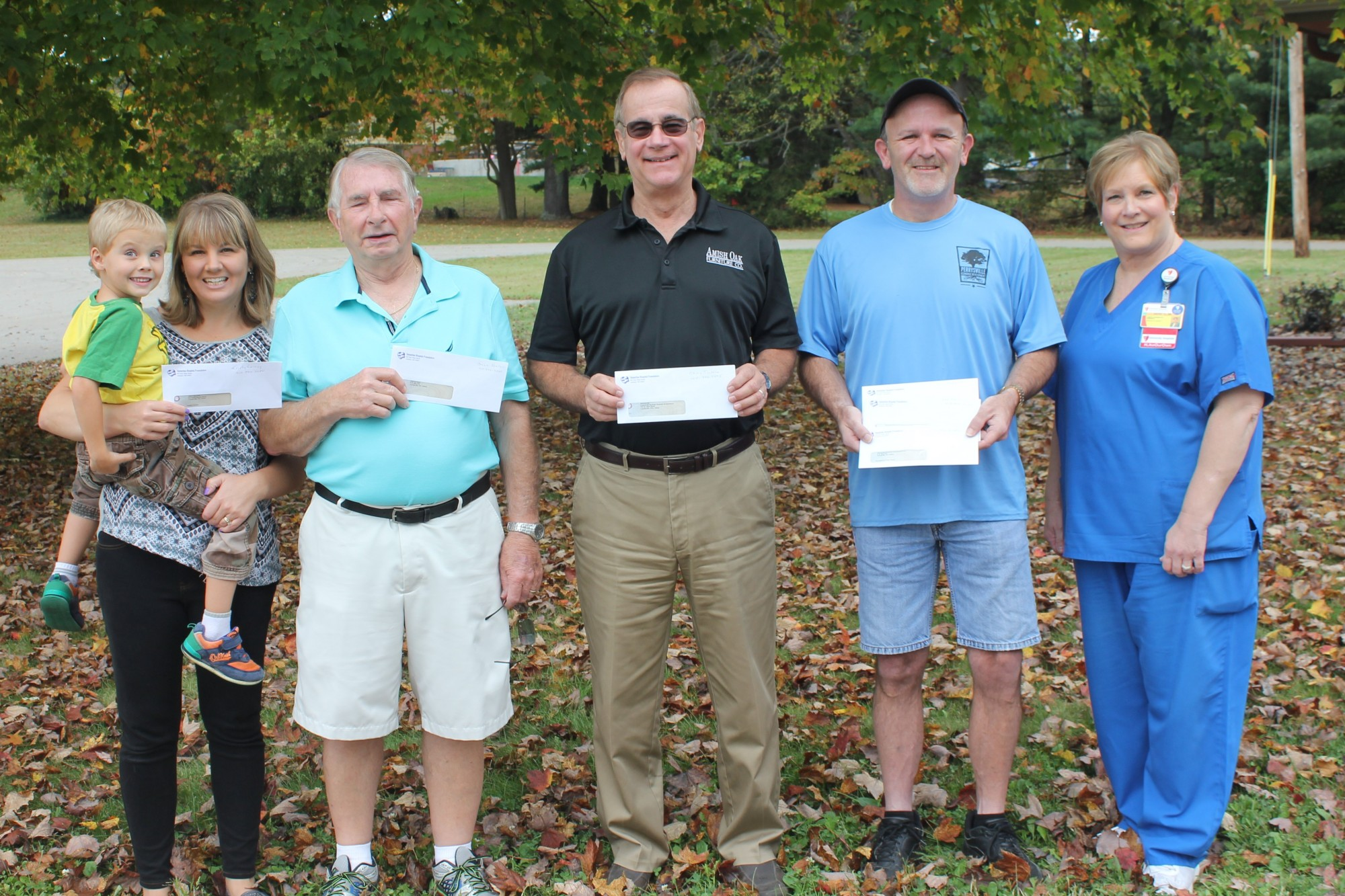 Samaritan Hospital Foundation Awards $10,000 to Loudonville-Perrysville Local Charities